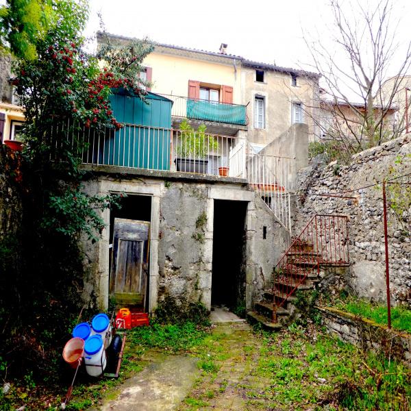 Offres de vente Maison Saint-Hippolyte-du-Fort 30170