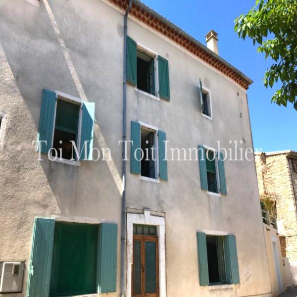 Offres de vente Maison de village Canaules-et-Argentières 30350
