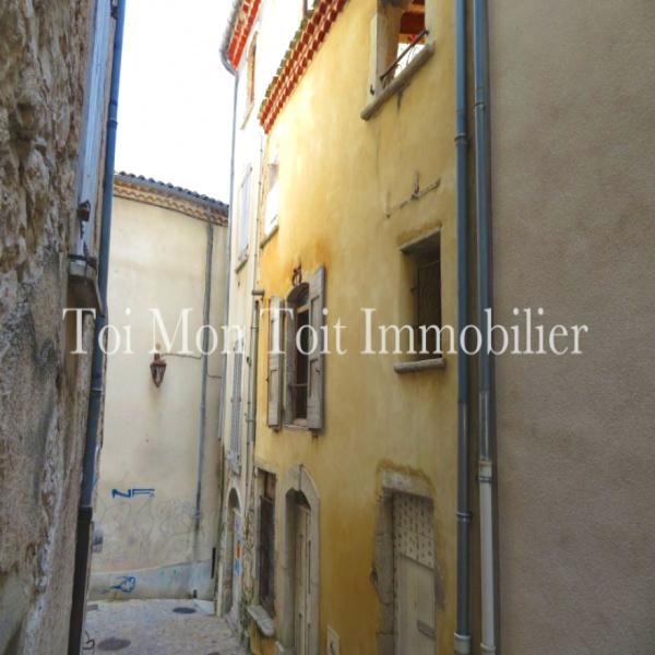 Offres de vente Maison de village Sauve 30610